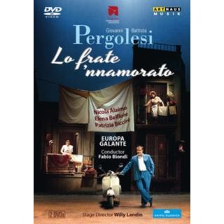 Pergolesi: Lo Frate 'Nnamorato [Jesi 2011] [Nicola Alaimo, Elena Belfiore, Patrizia Biccirè] [Arthaus: 101652] [DVD] [NTSC]